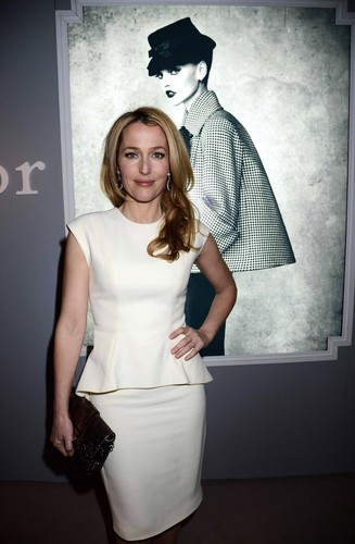 Dior at Harrods Dinner in London 2013