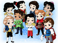 Disney Princes - leading-men-of-disney fan art