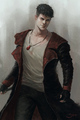 DmC Dante - devil-may-cry-5 fan art