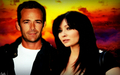 Dylan & Brenda - beverly-hills-90210 wallpaper
