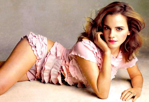 Emma Watson wallpaper probably containing a portrait entitled EMMA