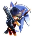 Elite Cop Zonic - sonic-the-hedgehog photo