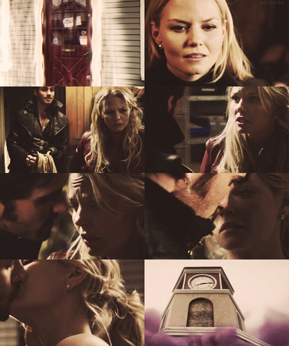 Captain Hook and Emma Swan images Emma&Hook