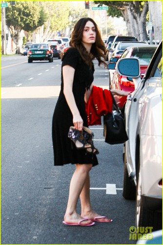 Emmy out in LA