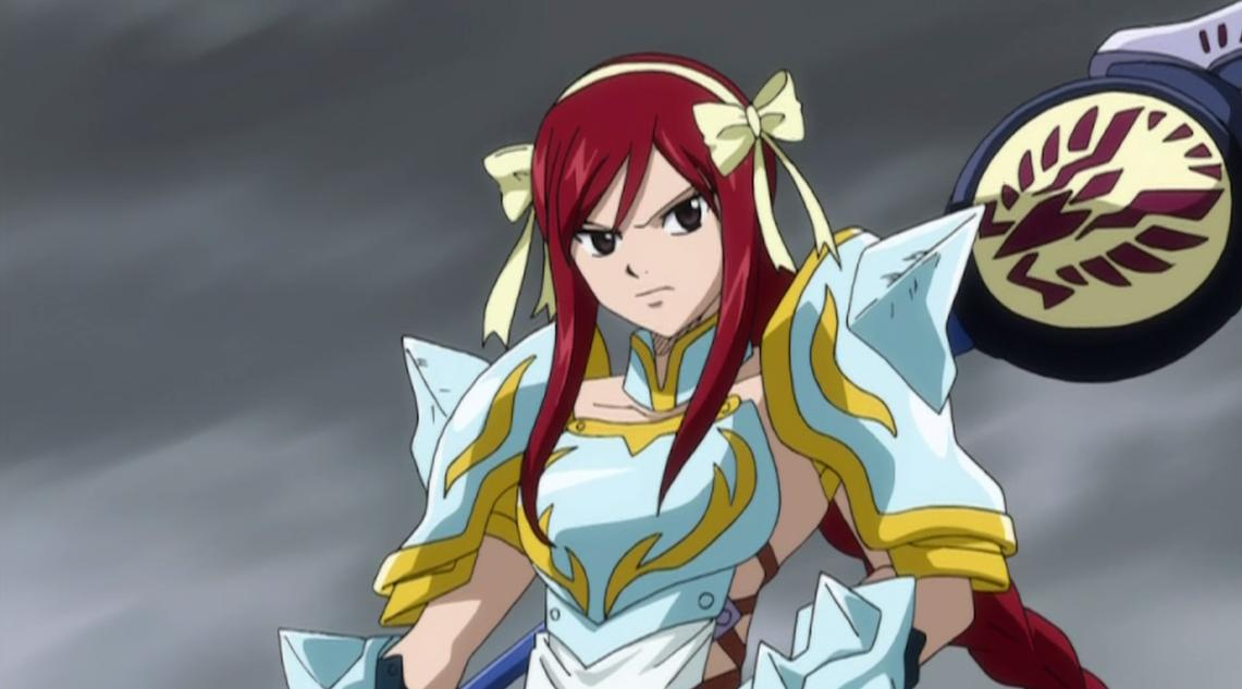 Pics Photos - Erza Light Empress Armor Anime Photo
