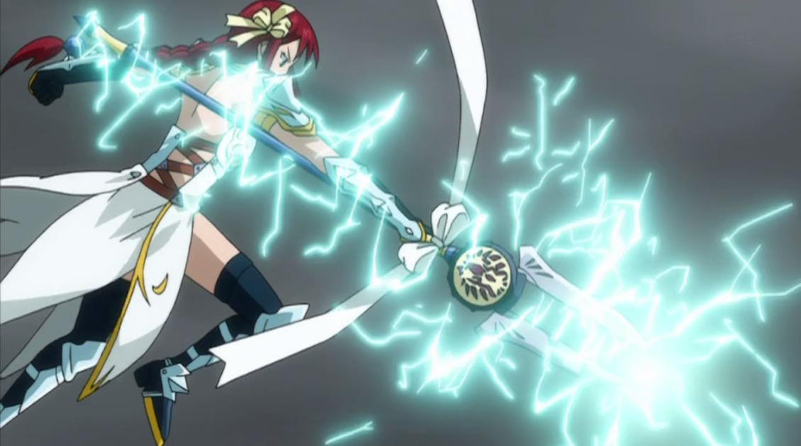 Empress Armor Anime Erza Light Empress Armor
