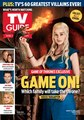 Game of Thrones - TV Guide Cover - game-of-thrones photo