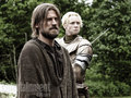 Brienne of Tarth & Jaime Lannister - game-of-thrones photo