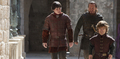 Podrick Payne, Tyrion Lannister & Bronn - game-of-thrones photo