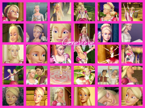 Genevieve Collage