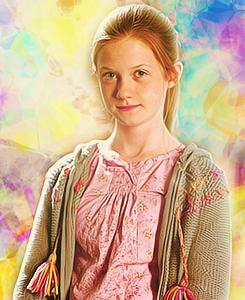 Ginny Weasley پرستار Art