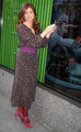 Give-A-Toy Store opening NYC 2011 - debra-messing photo