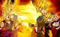 Goku & Gohan