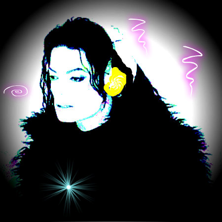 Michael Jackson wallpaper possibly with a concert called Green Scream