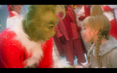 How The Grinch Stole Christmas wallpaper entitled Grinch