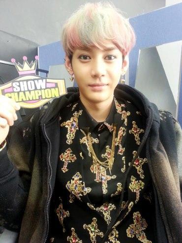 Gunwoo @Show Champion