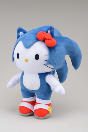 H.Kitty as SonicTH