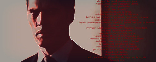SSA Aaron Hotchner wallpaper entitled HOTCHNER