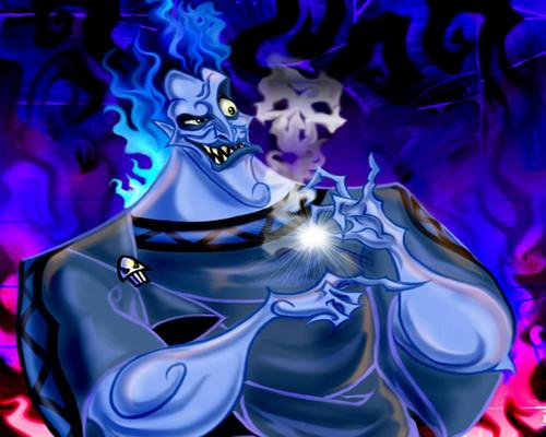 Hades achtergrond