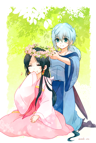 Hakuei Ren & Seishun Li