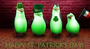 Happy St. Patrick's Day! :D