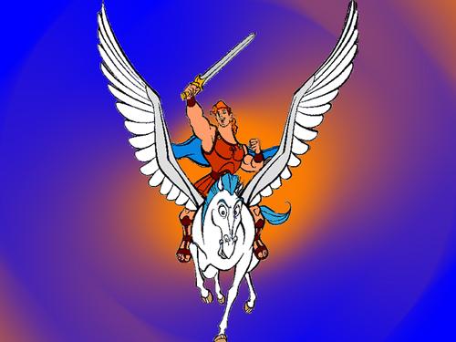 Hercules wolpeyper