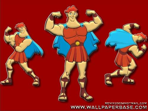Hercules fond d'écran