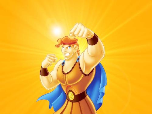 Hercules achtergrond