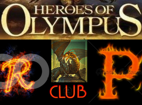 heroes of Olympus RP Club. New ícone