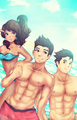 Hit the Beach - avatar-the-legend-of-korra photo