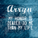 House Arryn - a-song-of-ice-and-fire icon