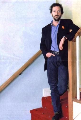 Hugh Laurie 1990