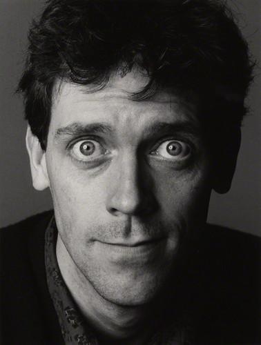 Hugh Laurie Portraits 23.04.1990