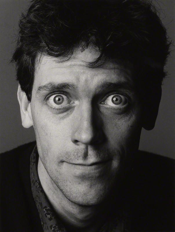 Hugh Laurie Portraits ...