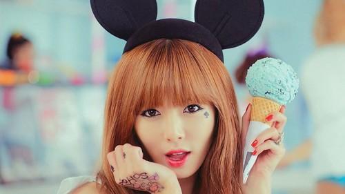 ह्यूना ~ Ice Cream