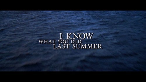 I Know What 你 Did Last Summer (1997)