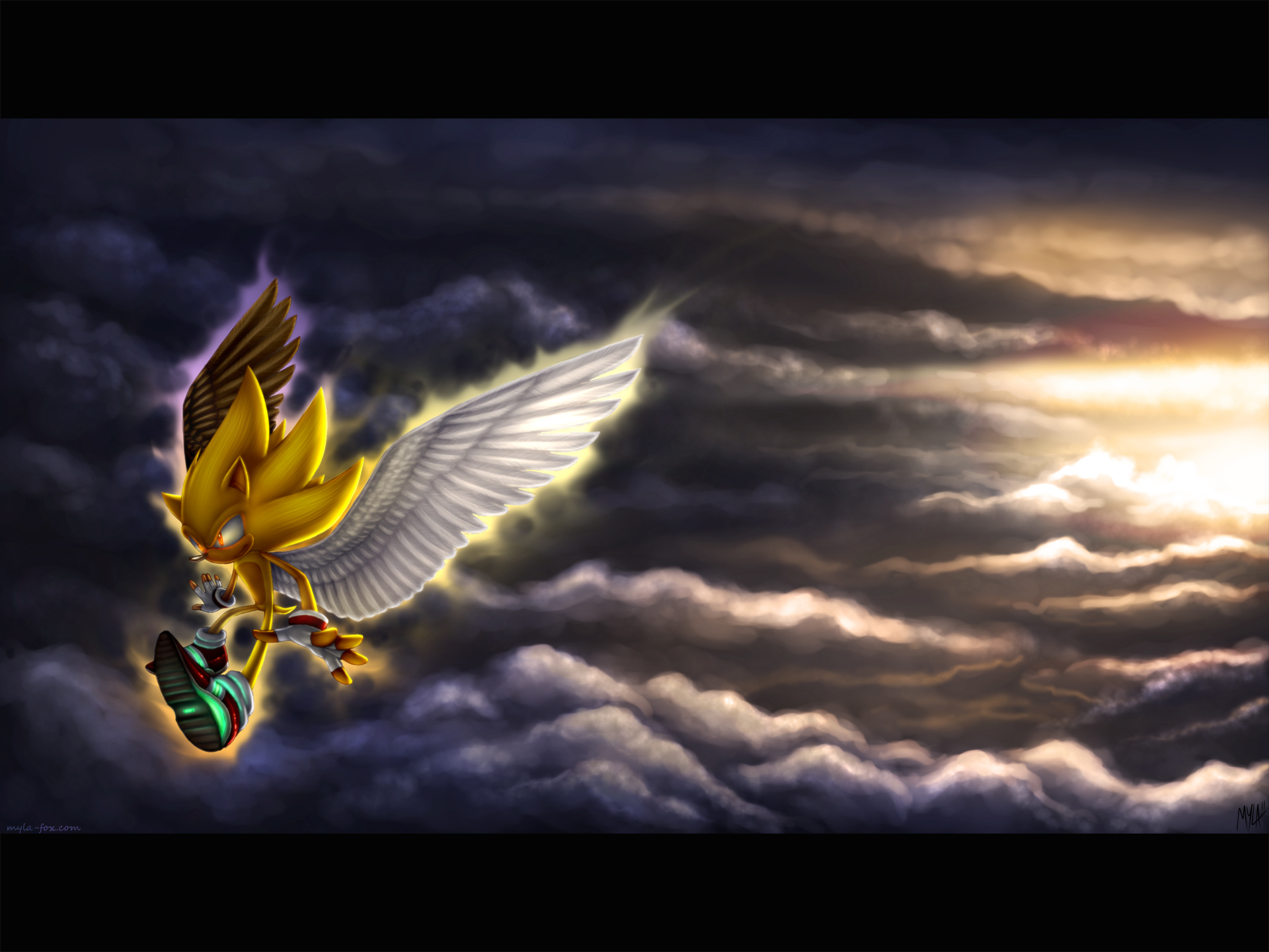 Sonic The Hedgehog Images I Saw An Angel HD Wallpaper And Background Photos