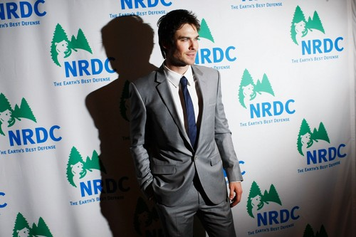 Ian Somerhalder at National Resource Defense Council Game Changer Awards - 14/03