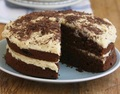 Irish-coffee-cake - food photo
