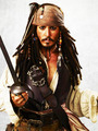 Jack Sparrow - captain-jack-sparrow fan art