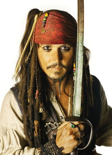 Pirates of the Caribbean wallpaper titled Jack Sparrow