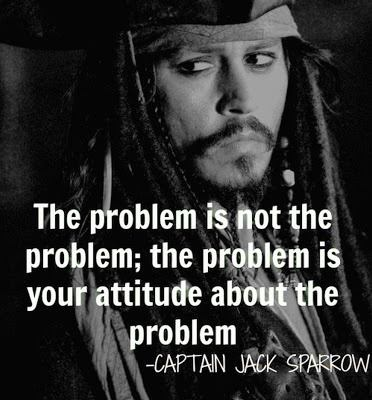 Jack sparrow es pirates of the caribbean photo