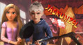 Jackunzel - jack-frost-rise-of-the-guardians fan art