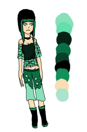 Jade Color reference