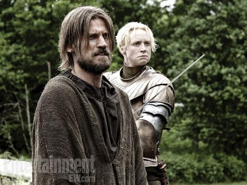 Jaime & Brienne ( HQ Still)