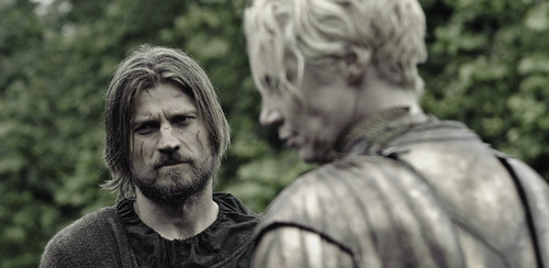 Brienne of Tarth & Jaime Lannister