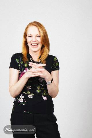 Jana Cruder photoshoot 2010