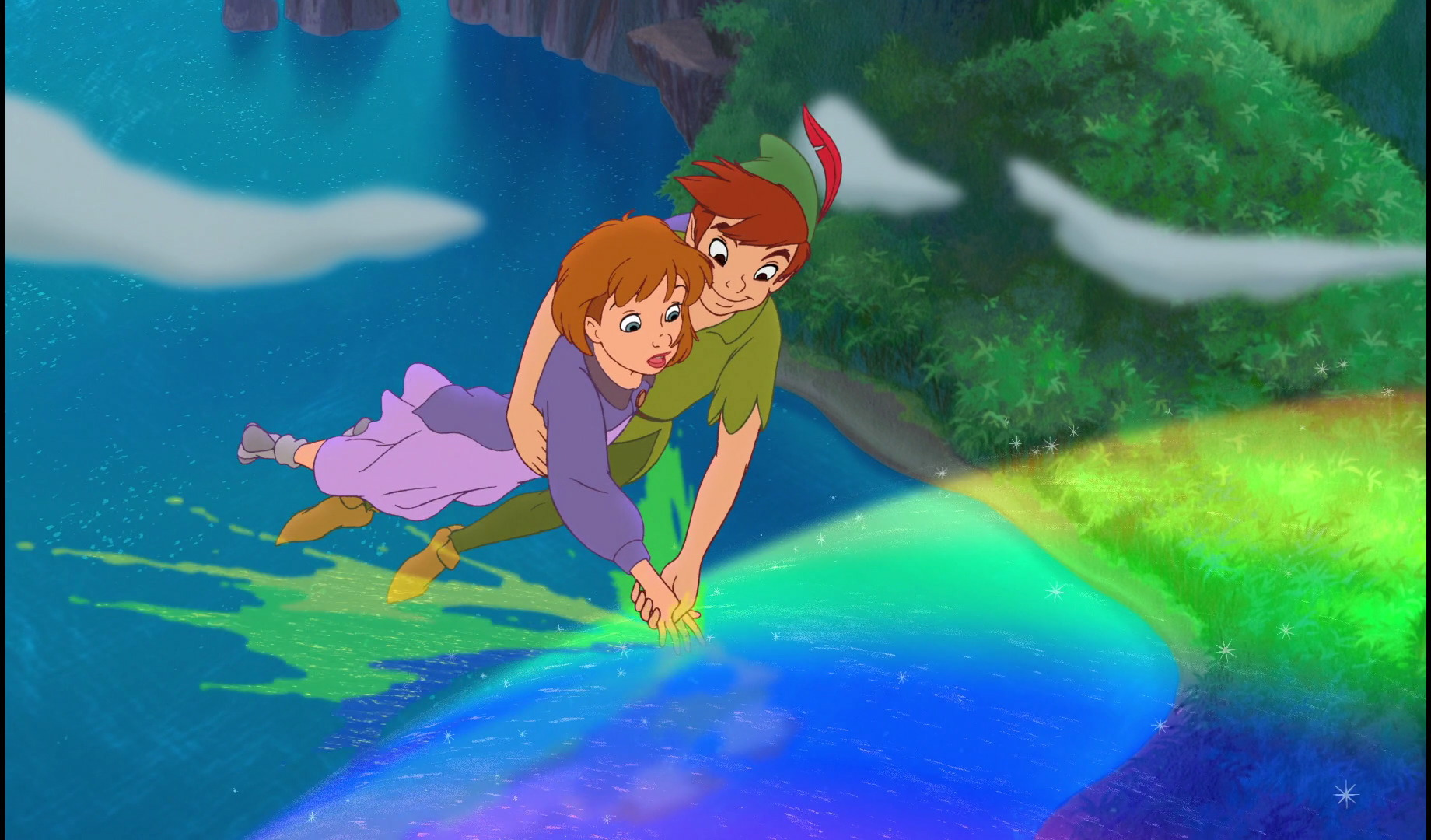 This is an image of Impertinent Peter Pan Photos