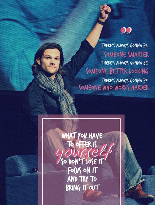 Jared Padalecki quotes