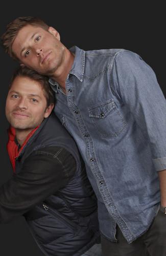 Jensen & Misha - Photo-op